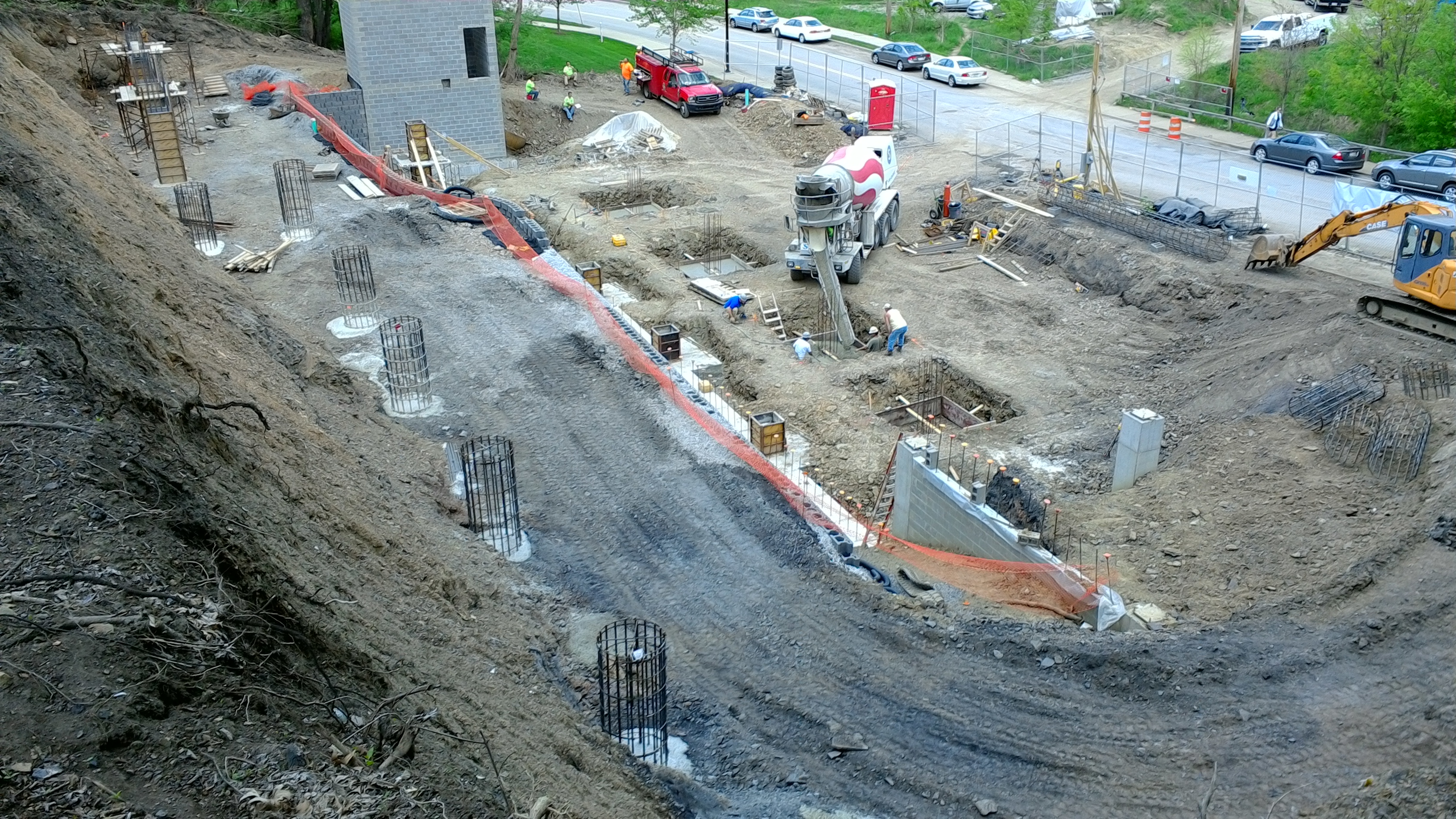 Sitework and Footers