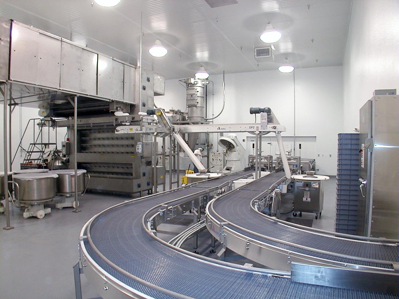Industrial Interior 1