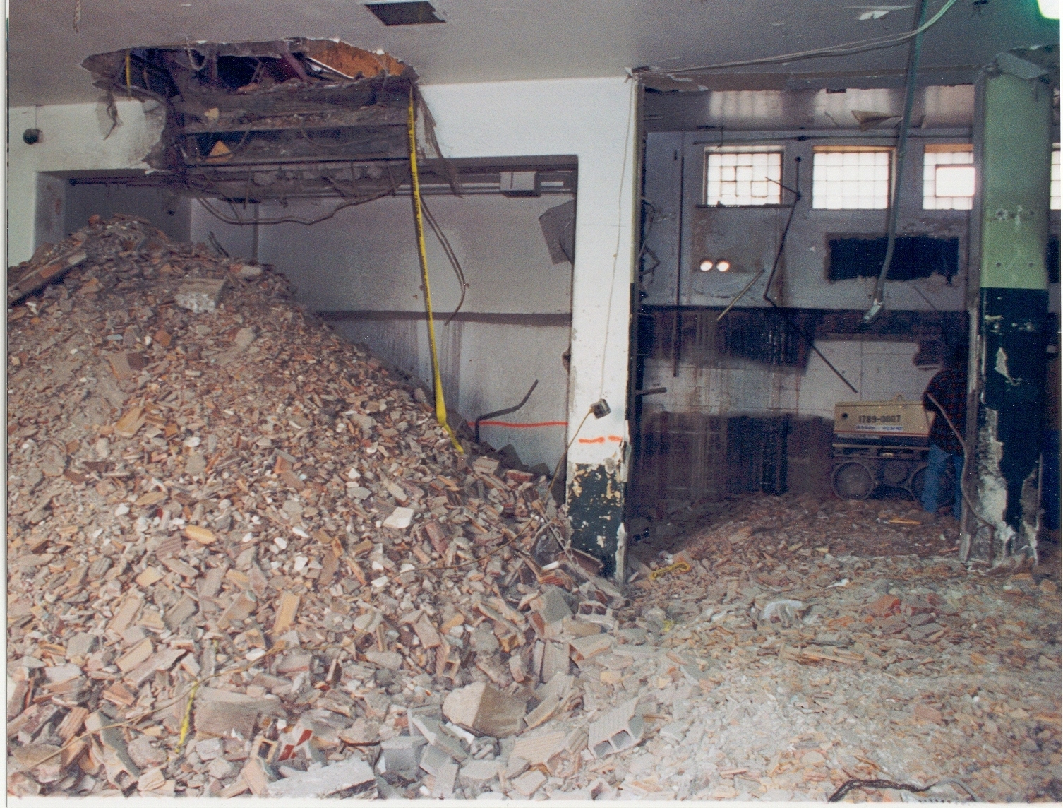 Debris to be Recycled