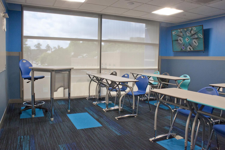 New Addition Classroom