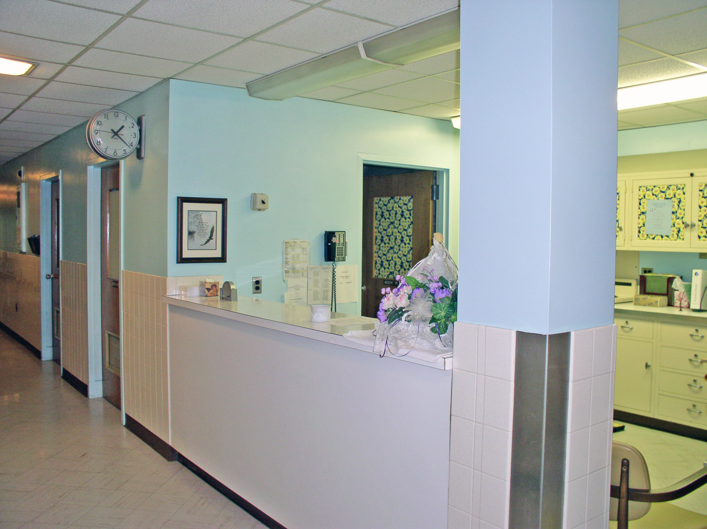 Existing Nursing Station
