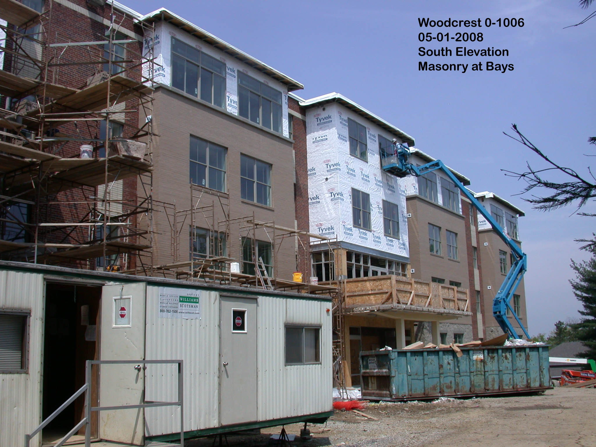 Woodcrest Retirement Residence Sota Construction Services