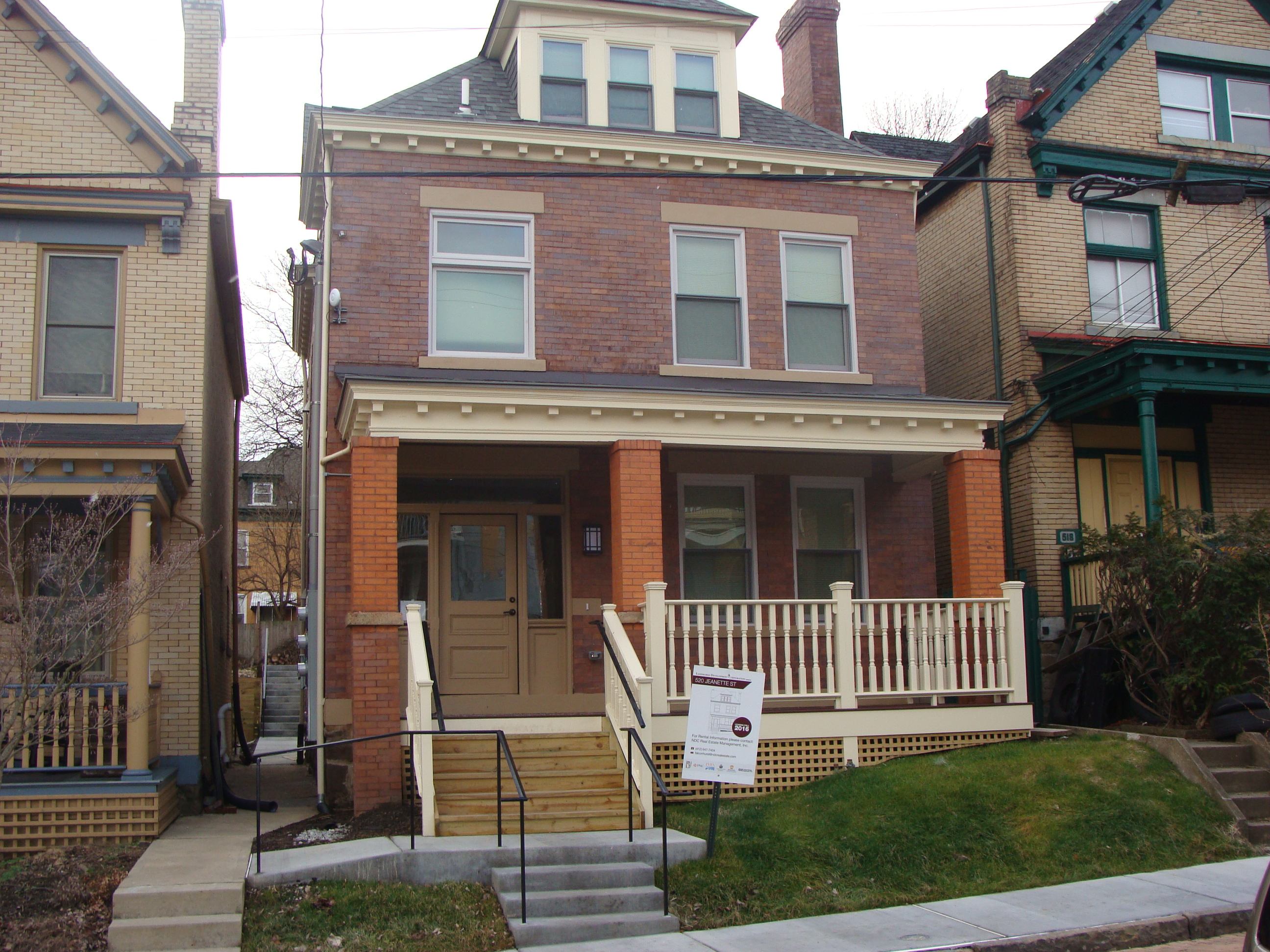 520 Jeanette Street After