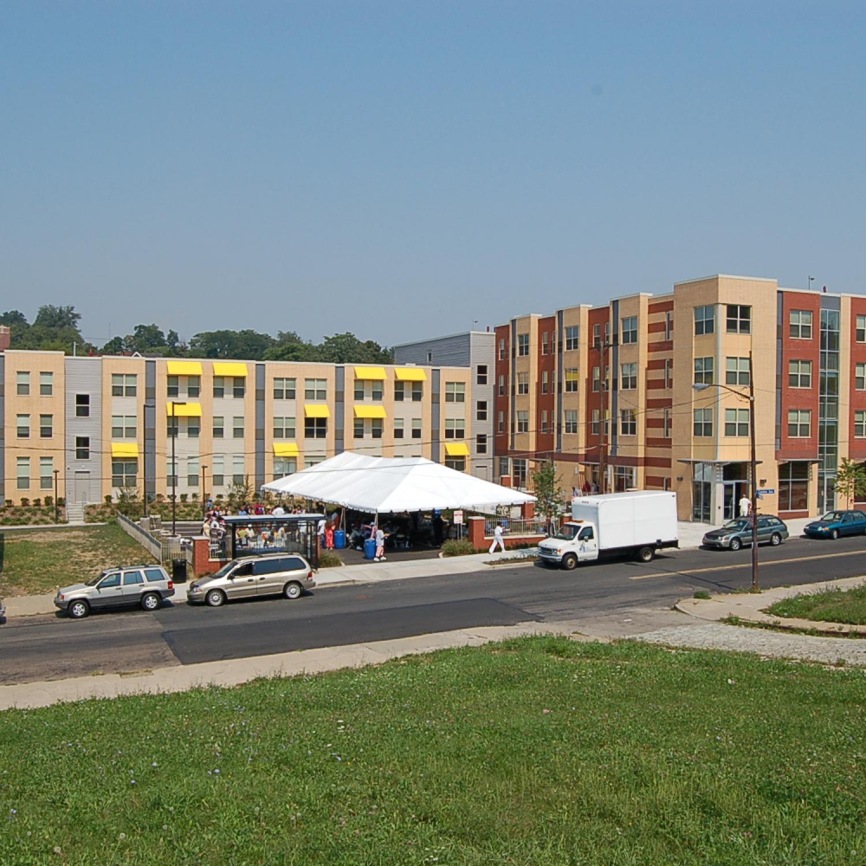 Legacy Apartments: Sota Construction Services